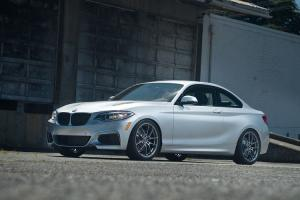 BMW 228i M Sport Coupe by H&R 2014 года