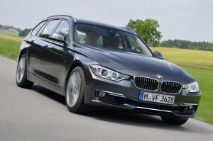 BMW 3-Series Sports Wagon 2014 года