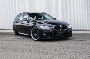 BMW 3-Series Touring by Hamann 2014 года