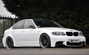 BMW 3-Series by Prior Design 2014 года