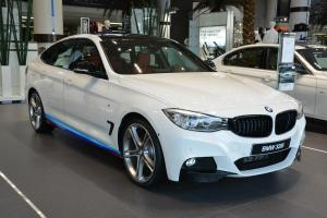 2014 BMW 328i GT M Performance by Abu Dhabi Motors