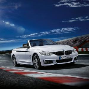 BMW 4-Series Convertible M Performance 2014 года