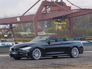 2014 BMW 4-Series Convertible by Hartge