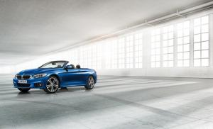 BMW 4-Series Convertible 2014 года