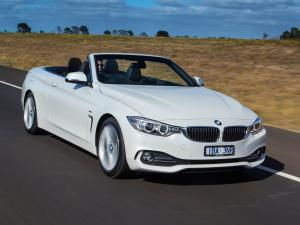 2014 BMW 420d Convertible Luxury Line