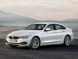 2014 BMW 420d Gran Coupe Luxury Line