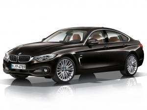 BMW 428i Gran Coupe Luxury Line 2014 года