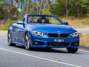2014 BMW 435i Convertible M Sport Package