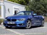 BMW 435i Convertible M Sport Package 2014 года