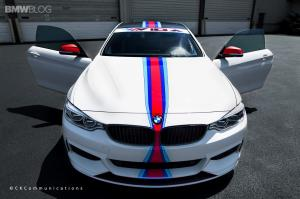2014 BMW 435i Coupe by Viga Design and Laurel BMW
