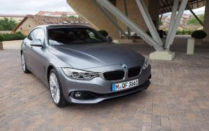 BMW 435i Gran Coupe Individual Frozen Cashmere Silver 2014 года
