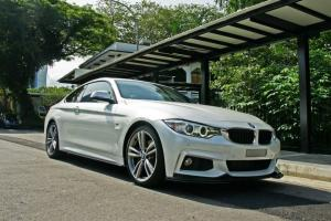 2014 BMW 435i by KBS Motorsport