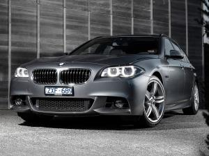 BMW 535i Touring M Sport Package 2014 года