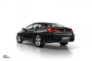 BMW 6-Series Gran Coupe Individual 2014 года