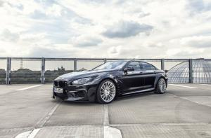 2014 BMW 6-Series Gran Coupe PD6XX by Prior Design