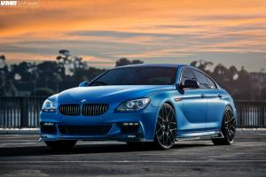BMW 6-Series Gran Coupe on VMR Wheels 2014 года