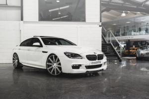 2014 BMW 640d Gran Coupe SV by Mulgari