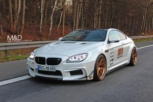 2014 BMW 650i Coupe by M&D