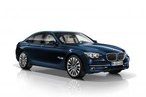 2014 BMW 7-Series Edition Exclusive