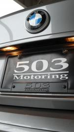 BMW 750i by 503 Motoring 2014 года