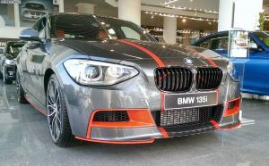 2014 BMW M135i M Performance Special Edition by Abu Dhabi Motors