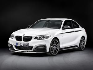 2014 BMW M235i Coupe M Performance Accessories