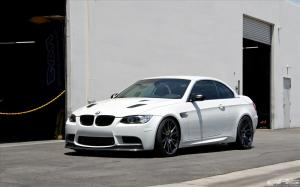 2014 BMW M3 Convertible by EAS