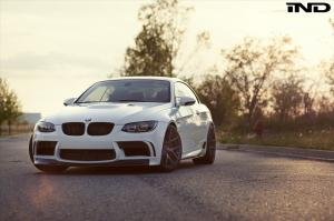 BMW M3 Convertible by IND Distribution 2014 года