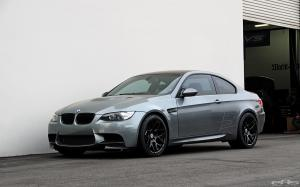 2014 BMW M3 Coupe Gray Metalic by EAS