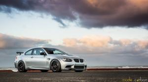 2014 BMW M3 Coupe Silver Stone by Mode Carbon