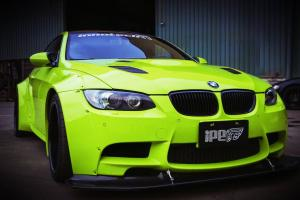 2014 BMW M3 Coupe by Liberty Walk and iPE Innotech