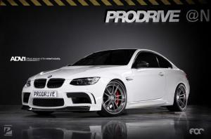 BMW M3 Coupe by Prodrive 2014 года