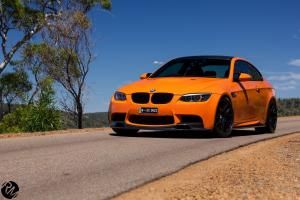 2014 BMW M3 Fire Orange