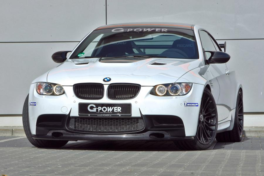 BMW M3 V8 SK Plus Kompressorsystem by G-Power