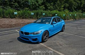 2014 BMW M3 by Mode Carbon and AUTOcouture Motoring