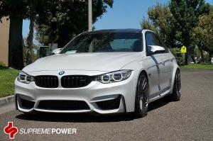 BMW M3 by Supreme Power 2014 года