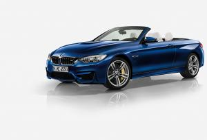 BMW M4 Convertible Individual 2014 года