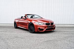 2014 BMW M4 Convertible by Hamann