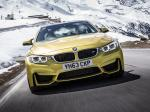 BMW M4 Coupe 2014 года (UK)