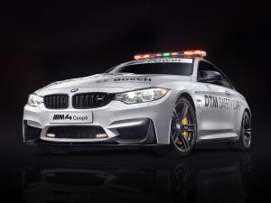 BMW M4 Coupe DTM Safety Car 2014 года