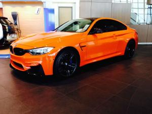 2014 BMW M4 Coupe Limerock Special Edition