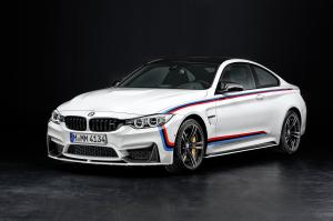 BMW M4 Coupe M Performance Accessories 2014 года