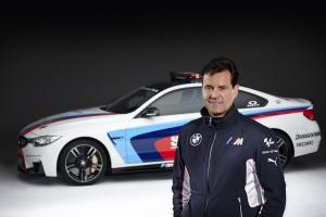 BMW M4 Coupe MotoGP Safety Car 2014 года