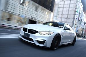 BMW M4 Coupe by 3D Design 2014 года