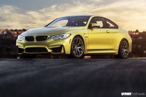 BMW M4 Coupe by EAS 2014 года