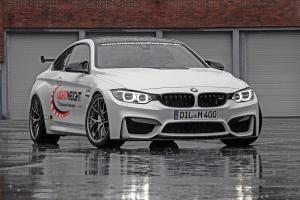 BMW M4 Coupe by Lightweight 2014 года