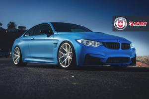 2014 BMW M4 Coupe by TAG Motorsports on HRE Wheels