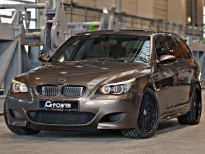 2014 BMW M5 Hurricane RR Touring by G-Power