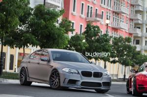 BMW M5 by ByDesign Motorsports 2014 года