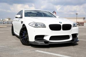 BMW M5 by EVS Motors on ADV.1 Wheels 2014 года